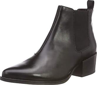 1f098ec38ea3 Vagabond Damen Marja Chelsea Boots, Schwarz (20 Black), 40 EU