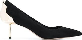 Le Silla Sapato Petalo 65mm - Preto