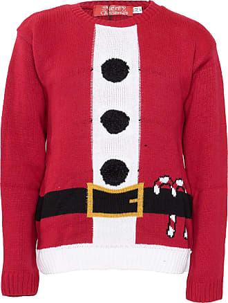 NOROZE Kids Boys Christmas Jumper Unisex Novelty Ginger Bread Elf Santa Girls Sweatshirt