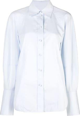Khaite Camisa com modelagem ampla - Azul
