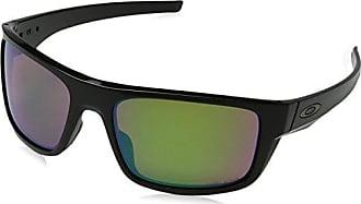 7ddf97c7df7 Oakley Mens Drop Point Polarized Iridium Rectangular Sunglasses