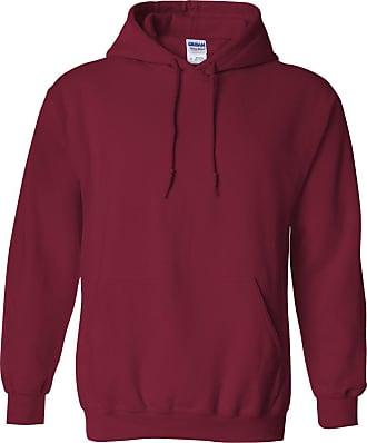 Gildan Gildan G18500 Heavy Blend Adult Unisex Hooded Sweatshirt XL Cardinal Red (US)