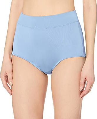 8d01d42381c2 Warner's Womens No Pinching No Problems Modern Brief Panty, HYDRANGA, ...