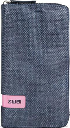 zwei Mademoiselle.M.Wallet MW2 Canvas-Blue