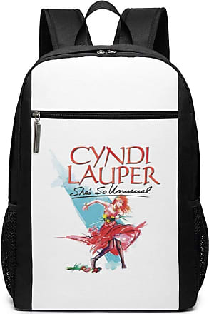 TTmom Unisex Bookbag Cyndi Lauper Backpack Laptop Backpack School Bag Travel Backpack 17 Inch