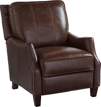 Universal Furniture Lewis Leather Recliner with Nailhead Trim Caramel - 790552P-791