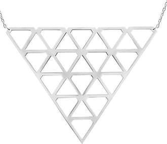 Emma Israelsson Super Diamond Necklace L Silver