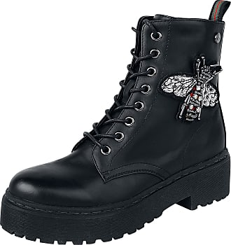 e68c9dd211bb Refresh WINTER SALE - Refresh - Bee Boot - Boot - schwarz
