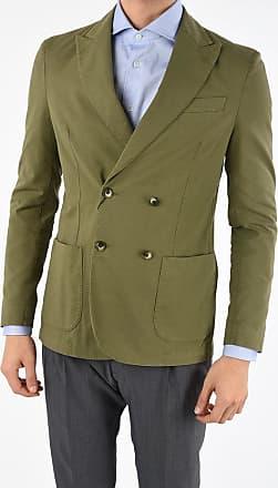Corneliani CC COLLECTION giacca MUSCHIO doppiopetto due spacchi taglia 50