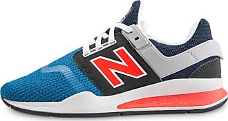 Homme Bleu Balance Baskets Ms247nmu Orange New Et tv5qHRv
