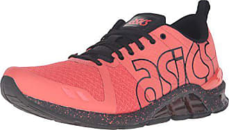 Asics Mens Gel-Lyte One Eighty Fashion Sneaker, Hot Coral/Black, 4 M US