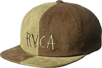 Rvca Mens Switch Snapback Hat, Olive, EA