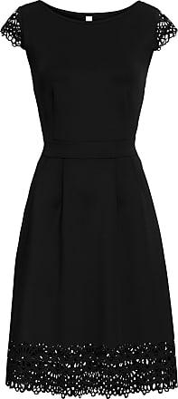 98896bb1d573 BODYFLIRT boutique Dam Klänning med cut-outs i svart utan ärm - BODYFLIRT  boutique