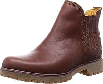 961f1e15fa5613 Timberland Damen Lyonsdale Chelsea Boots Braun (Sundance Forty) 39 EU