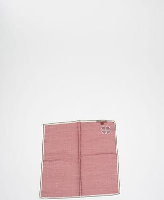 Roda Silk and Wool Pocket Square Größe Unica