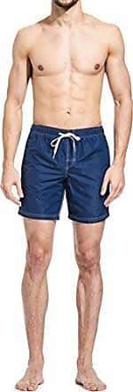 Rainbow ON The Back 16 Long Elastic Waist Sundek Classic Mens Shorts