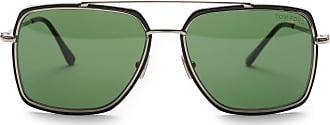 Tom Ford Sonnenbrille Lionel silber/grün bei BRAUN Hamburg