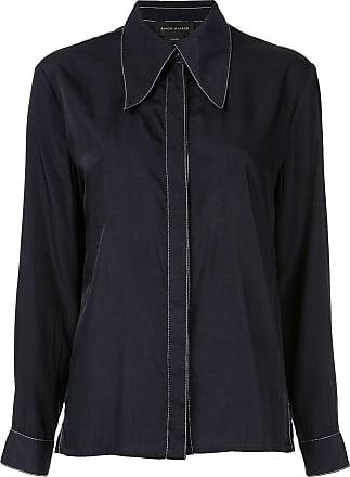 Karen Walker Camicia Jane - Di colore blu