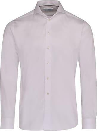 Eton Slim Fit Shirt Weiß - 17