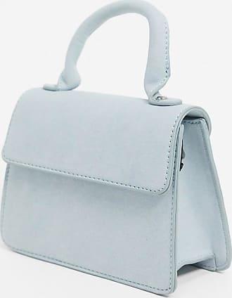 Pimkie top handle mini bag in blue