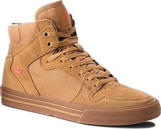 Supra Sneakers SUPRA - Vaider 08044-278-M Tan Lt Gum d695d3f2a3d
