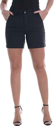 Osmoze Shorts Jeans Osmoze Middle Mid Rise Z Preto 36
