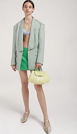 Mietis Tate Mini Skirt in Green L