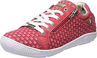 Tapiocca de Chaussures 0 Basses 38 Femme Rouge Randonnée Chica Rojo Lona EU PASADOS Coronel daPYdT