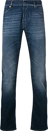 7 For All Mankind Calça jeans slim - Azul