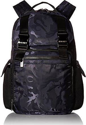 2(x)ist 2(X) ist Mens Nylon Backpack, Midnight Camo, One Size