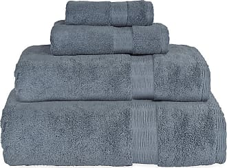 DKNY Mercer Plain Dye Towel - Denim - Hand Towel