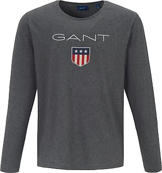 GANT Round neck top GANT grey