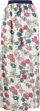 Zadig & Voltaire Josia floral skirt - NEUTRALS