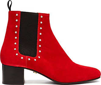 58c010b0dfd Red Ankle Boots: 384 Products & up to −83% | Stylight