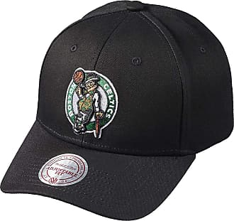 new product 4906e 1e4d9 Mitchell   Ness Men Caps Snapback Cap TeamLogo Pro Boston Celtics Black -  465915 Adjustable
