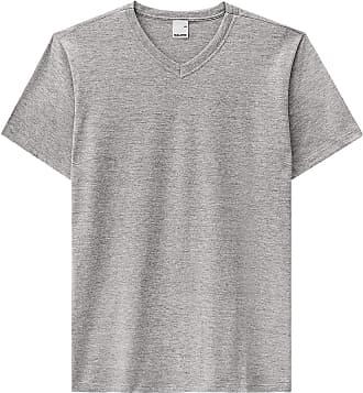 Malwee Camiseta Tradicional,Malwee, Masculino, Cinza Mescla, GG