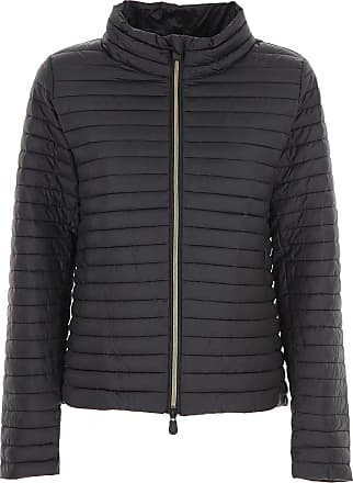 Save The Duck Jacket for Women, Black, polyester, 2017, 2 6 8