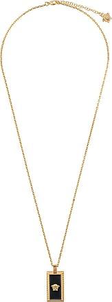Versace Colar Medusa - Dourado
