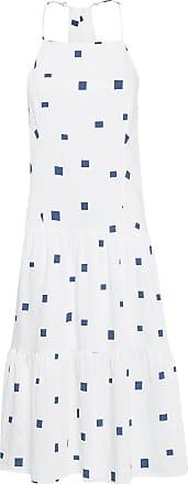 FYI Vestido Quadradinhos - Branco