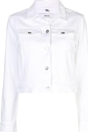 J Brand Harlow denim jacket - Branco
