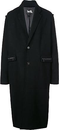 Haculla Dracula single-breasted coat - Black
