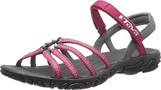 Teva W Kayenta Studded, Womens Sandals, Pink (Jazzy), 3 UK