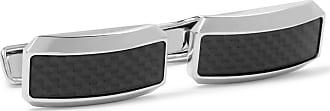Dunhill Palladium-plated Carbon Fibre Cufflinks - Silver