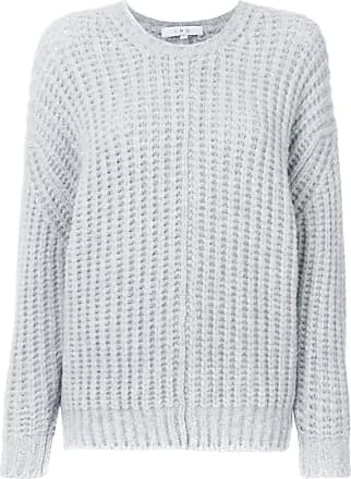 Iro Suéter de tricô - Cinza