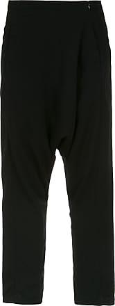 Uma Pepita trousers - Black