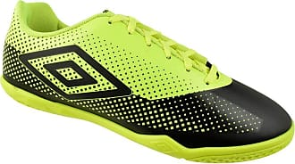 ace01c08c0 Umbro Tênis Futsal Umbro Icon Preto Verde Masculino