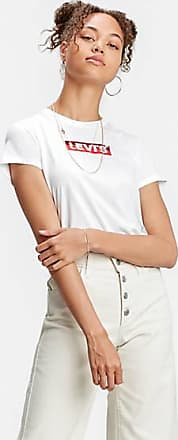 Levi's The Perfect Tee - White