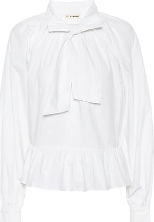Ulla Johnson Queenie cotton blouse