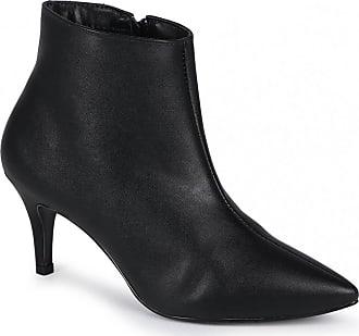 Lara Ankle Boots Feminina Lara Bico Fino