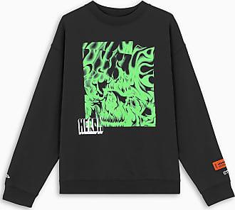 HPC Trading Co. Black printed sweatshirt